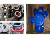 Bea Cukai Priok 2 : Water Reducer, Galvanized Pipe, MetalParts, etc dalam 1 Paket Container