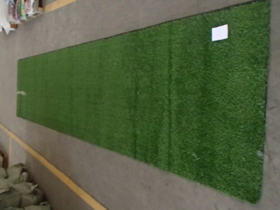 NEXT LELANG !!! ARTIFICIAL GRASS SIZE: 100 X 494 CM BMN BEA CUKAI SEMARANG